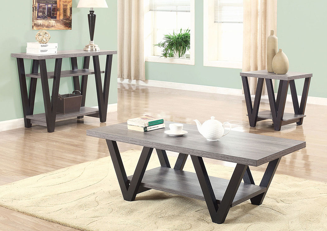 National Furniture Outlet Westwego Model National Furniture Outlet  Westwego La Blackgray Coffee Table