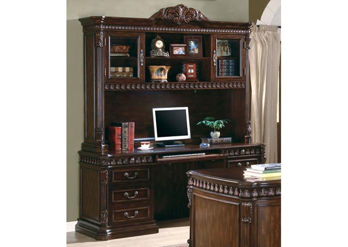 Computer Desk U0026 Hutch,Coaster Furniture