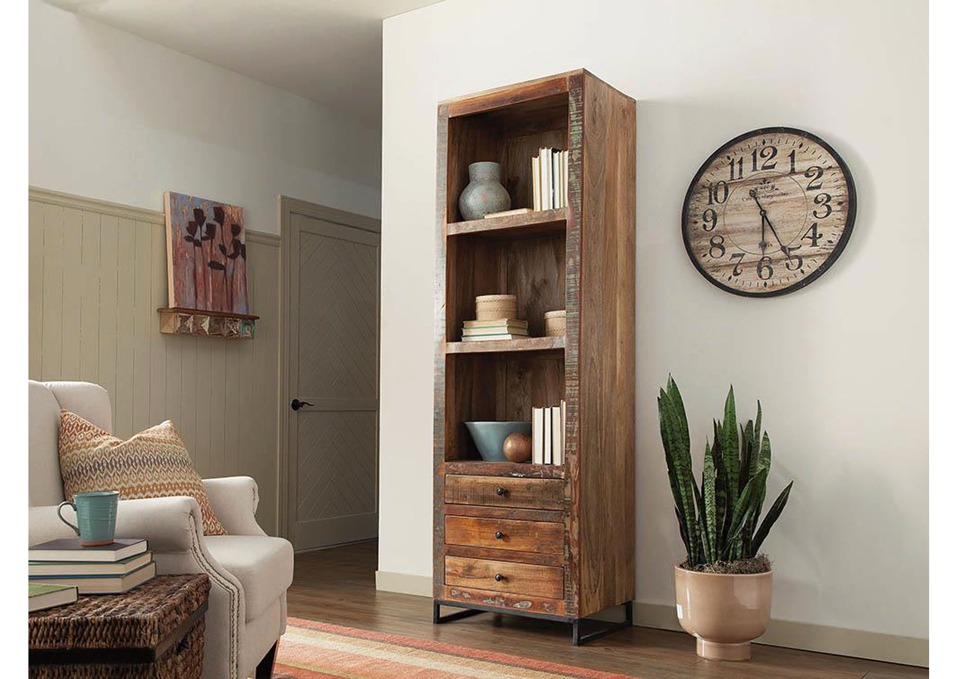 Awesome Bookcase,Coaster Furniture