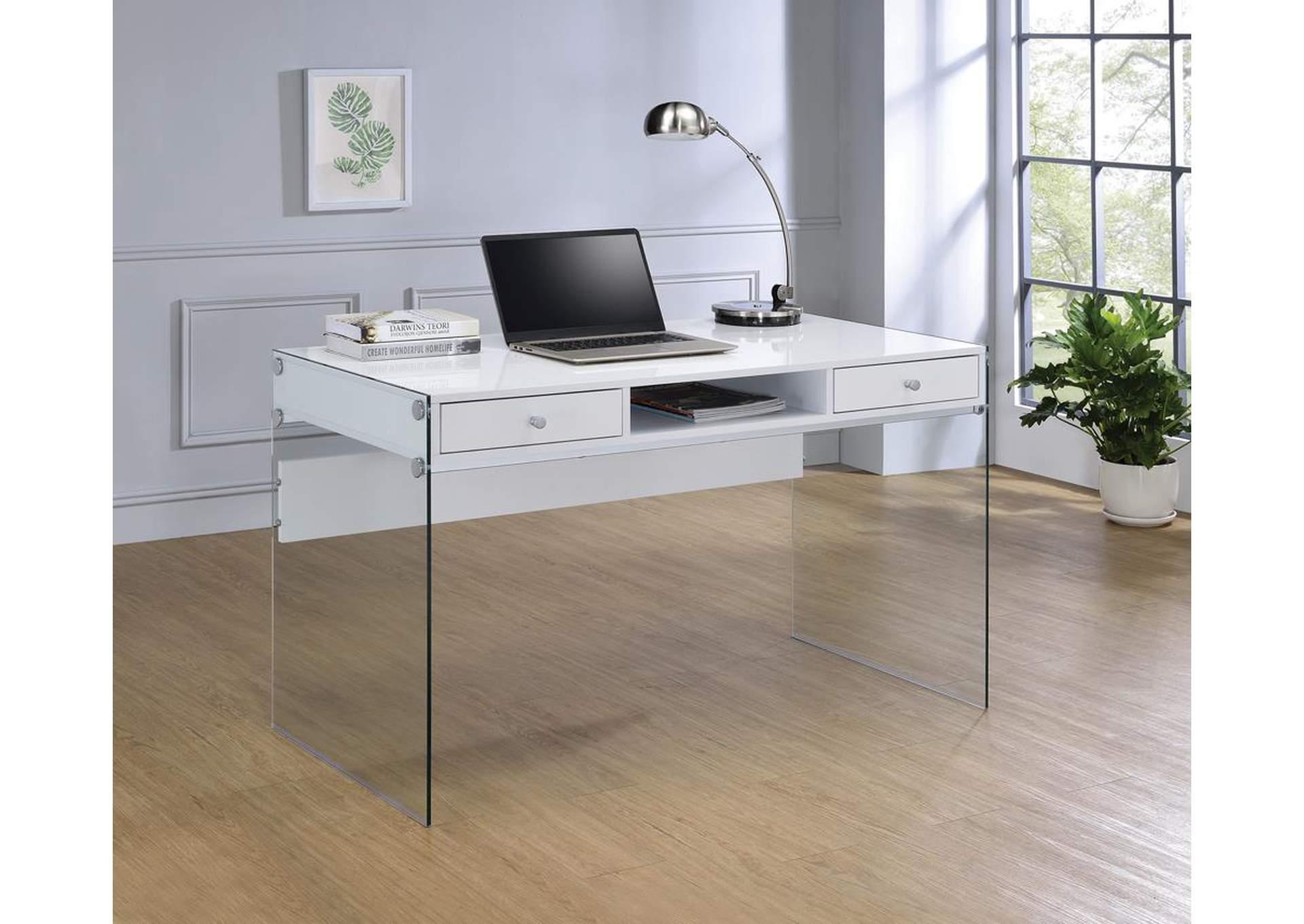 Furniture Merchandise Outlet Murfreesboro Hermitage Tn Glossy White Computer Desk
