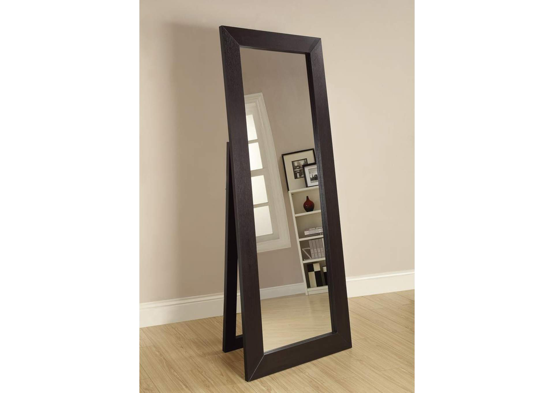 Cappuccino Mirror,ABF Coaster Furniture