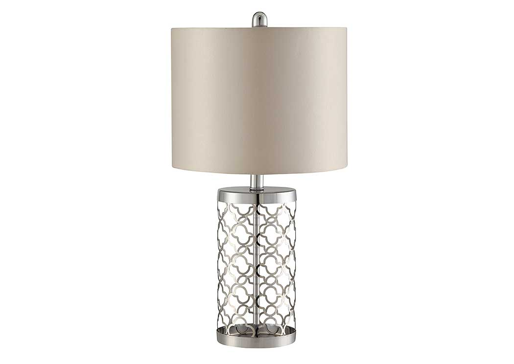 Champagne Table Lamp,Coaster Furniture