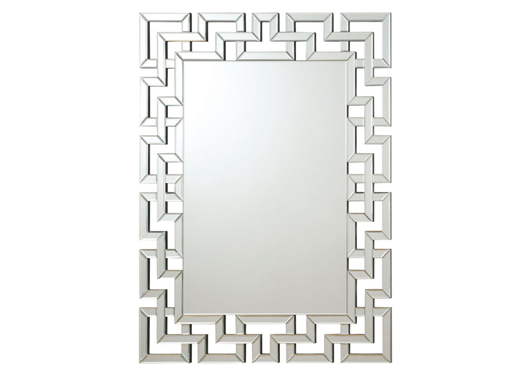 best buy furniture and mattress frameless mirror