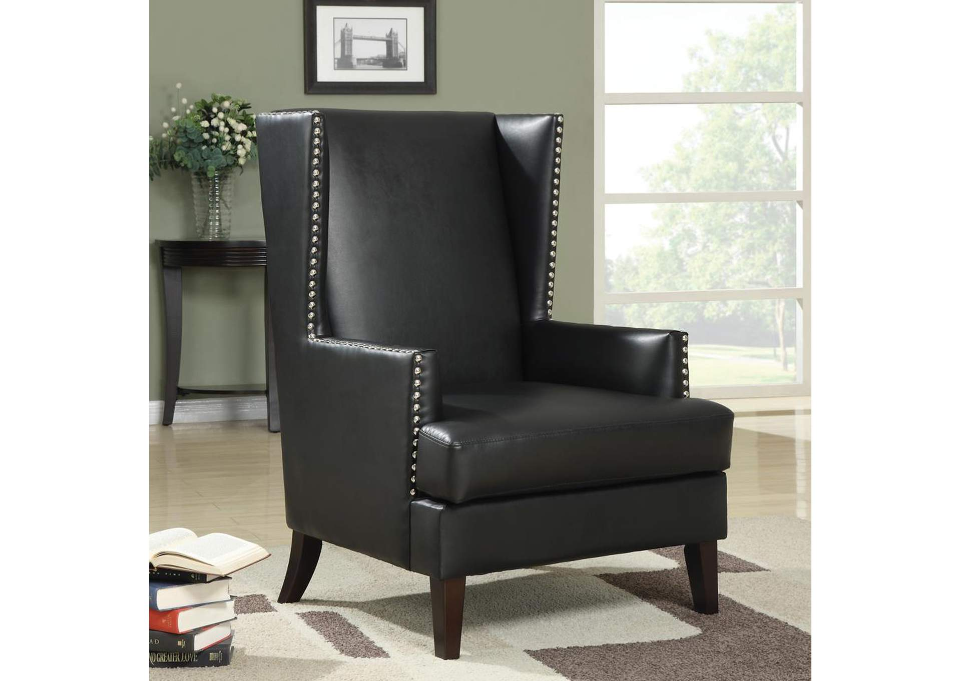 Vip Furniture Outlet Upper Darby Pa Black Accent Chair