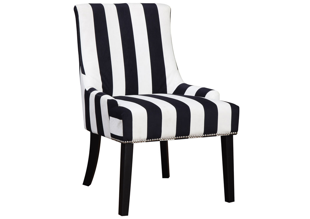 Awesome Black Accent Chair Painting