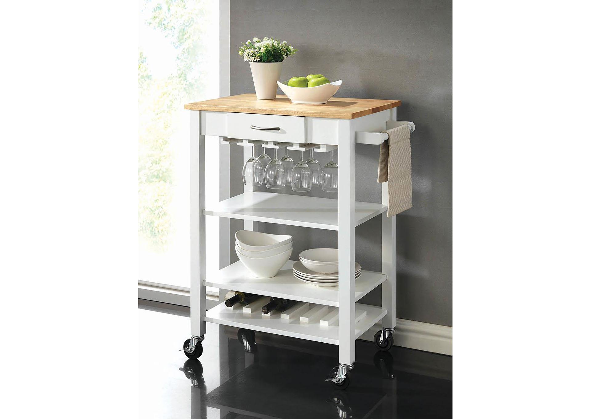 Kitchen Cart,Coaster Furniture