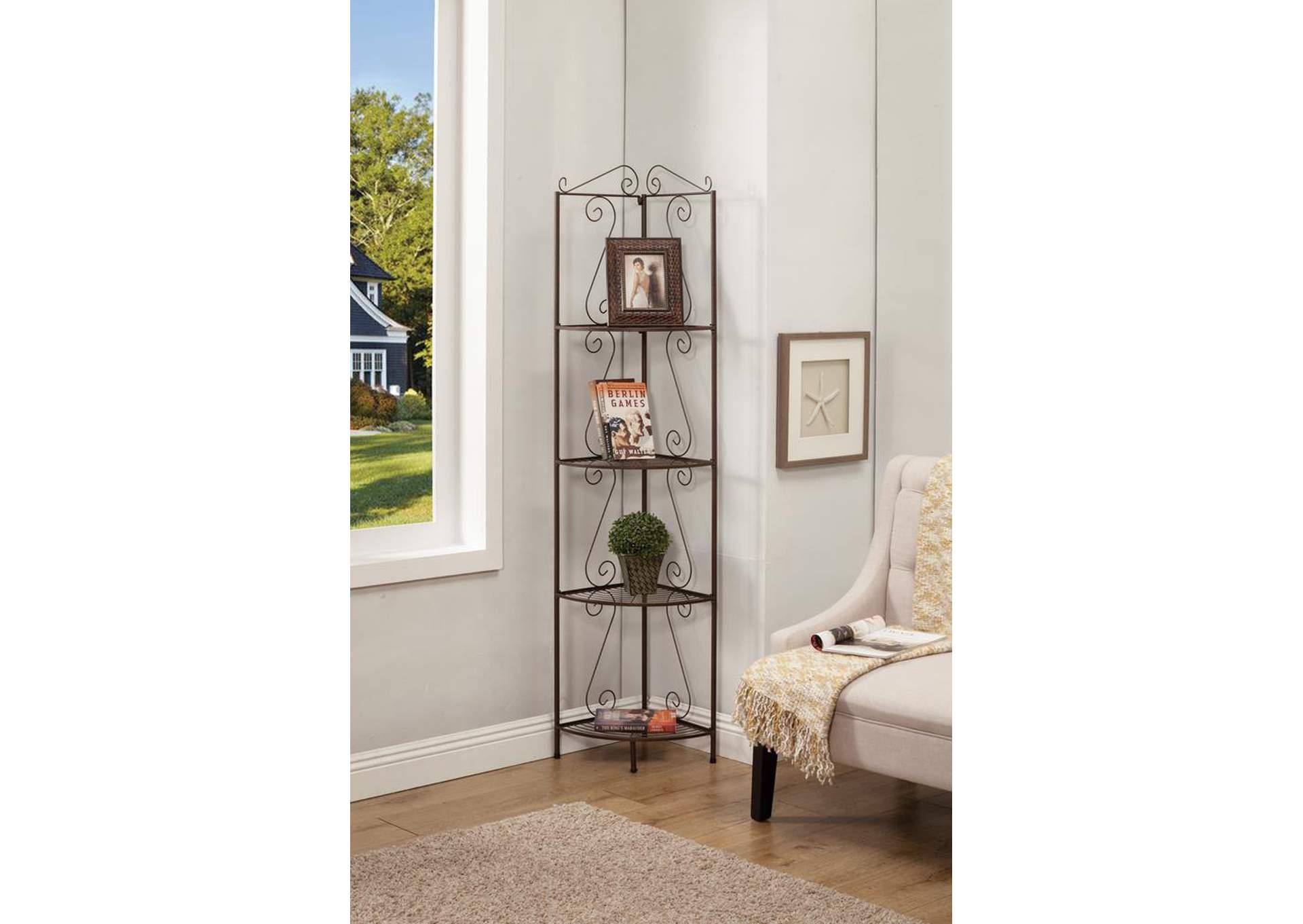 Storage Rack,ABF Coaster Furniture