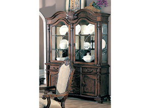 Saint Charles Brown Hutch & Buffet (China)