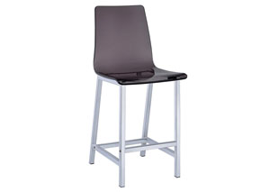 Smoke Bar Stool (Set of 2)