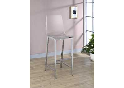 Clear Barstool (Set of 2)