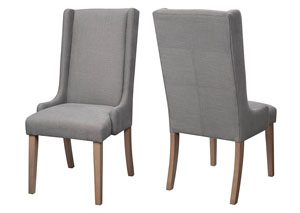 Charcoal Side Chair (Set of 2)