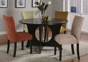 Castana Cappuccino Dining Table