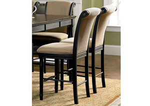 24in H Bar Stool (Set of 2)