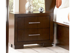 Jessica Cappuccino Night Stand