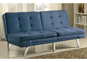 Blue Sofa Bed,Coaster Furniture