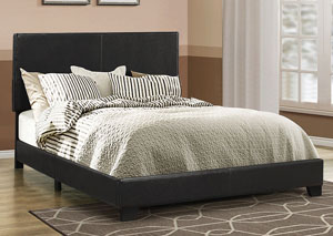 Brown California King Bed
