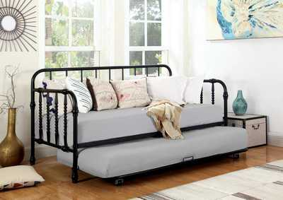 Daybed W/Trundle
