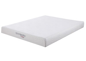 8 Twin Memory Foam Mattress,Coaster Furniture