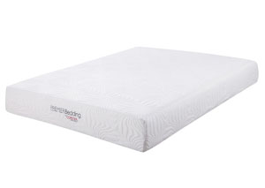10 California King Memory Foam Mattress