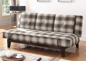Patterened  Sofa Bed