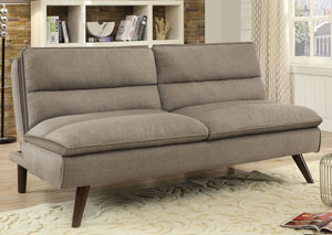 Brown Sofa Bed & Futon