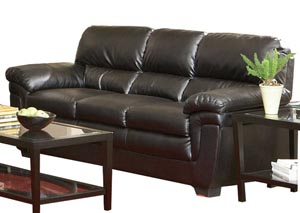 Fenmore Black Sofa