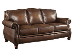 Brown Sofa,Coaster Furniture