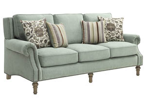 Light Sage Sofa,Coaster Furniture