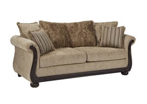 Beasley Brown Sofa,Coaster Furniture