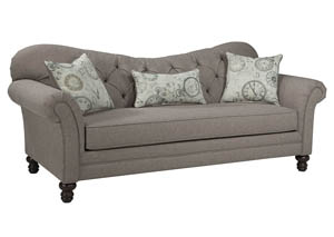 Carnahan Stone Grey Sofa,Coaster Furniture
