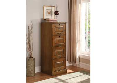Four Drawer Filing Cabinet,Coaster Furniture