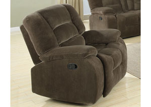 Charlie Brown Siege Rocker Recliner