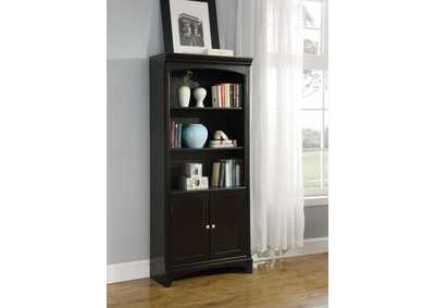 Garson Walnut Bookcase