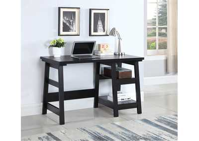 Black Writing Desk