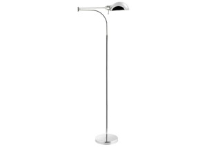 Charcoal Black Floor Lamp