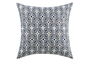 Tinted Blue Pillow (Set of 2)