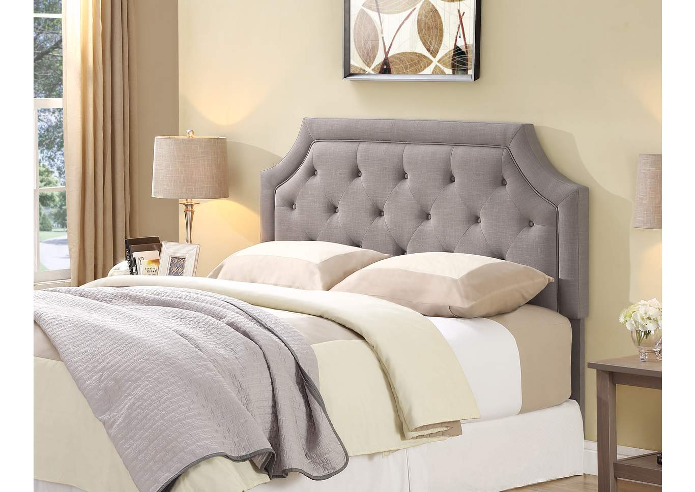 Adams Furniture And Appliance Blakely Upholstered Full