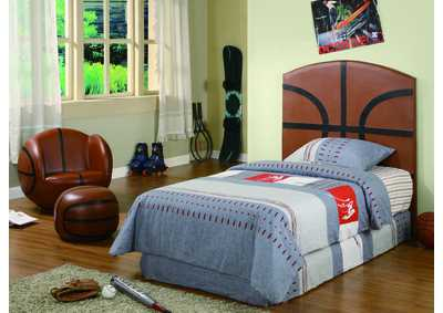 Basketball Twin Headboard
