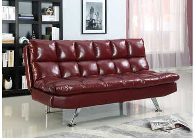 Sundown Wine Adjustable Sofa