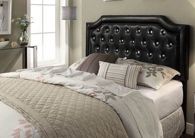 Maria Upholstered Full/Queen Headboard,Crown Mark
