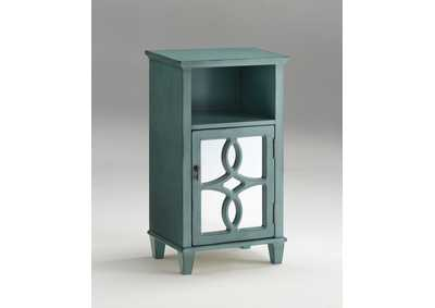 Maisie Aqua Cabinet,Crown Mark