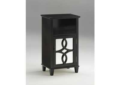 Maisie Black Cabinet,Crown Mark