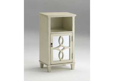 Maisie Ivory Cabinet,Crown Mark