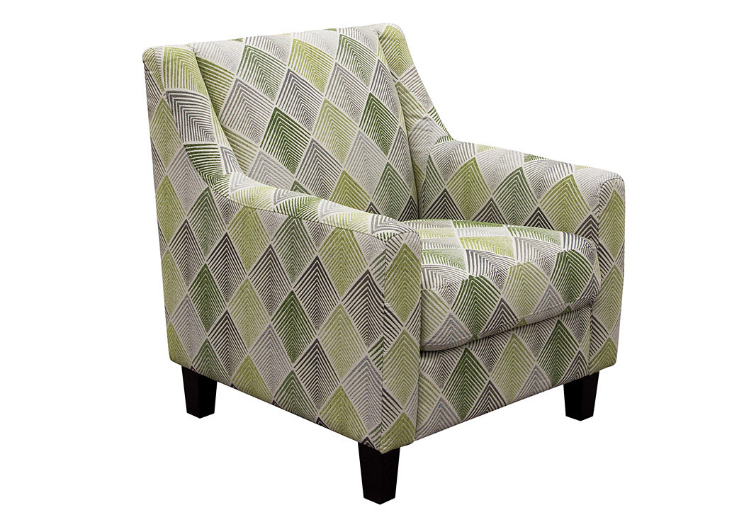 Stylehouse furnishings avoca patterned fabric accent chair for Patterned living room chair