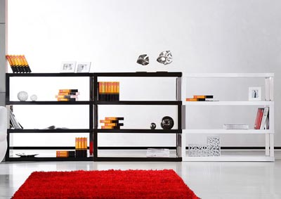 Low Profile Shelf Unit
