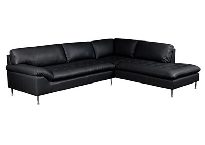 Avalon Right Facing Two Piece Chaise Sectional
