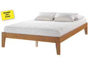 Sovo Queen Platform Bed