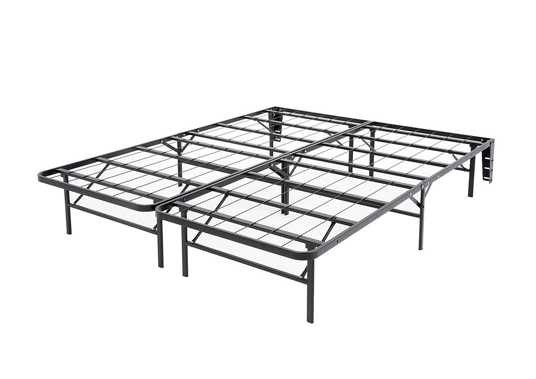 Atlas Black Queen Mattress Base,Fashion Bed Group