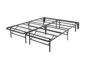 Atlas Black Queen Mattress Base