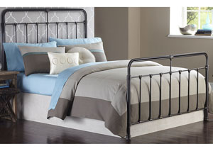 Fairfield Dark Roast Full Bed